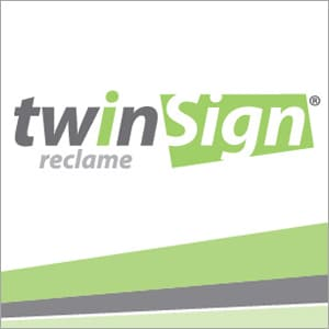 TwinSign Reclame